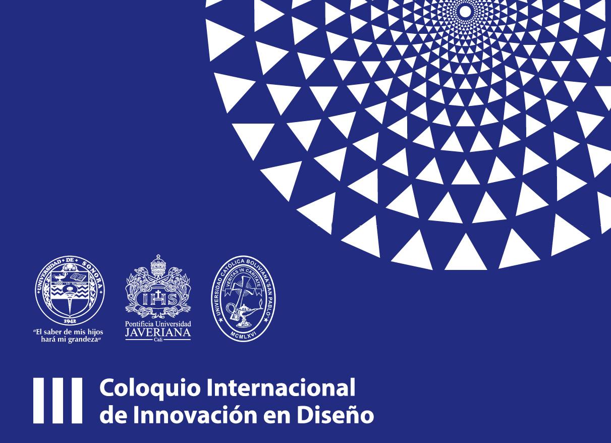 III Coloquio Internacional de Innovación en Diseño