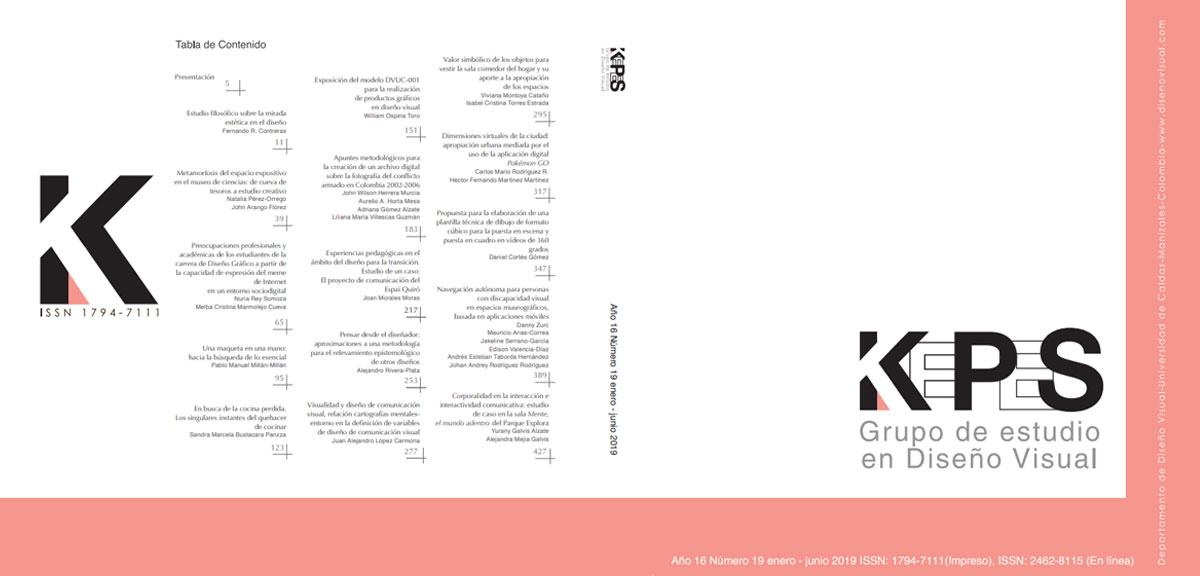 Revista Kepes – Número 19